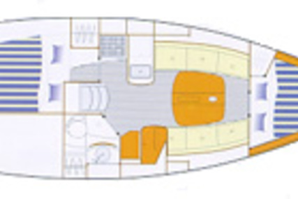 Beneteau First 31.7 for charter in Charente from €1,095 / week
