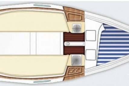Beneteau First 21.7 for charter in Charente from €490 / week