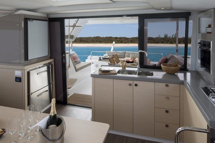 Fountaine Pajot Lucia 40 for charter in Guadeloupe from €3,480 / week