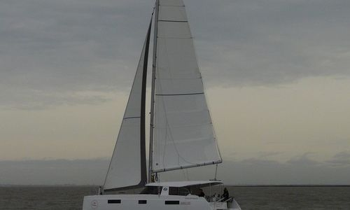 Image of Nautitech 40 for charter in St Lucia from €2,960 / week St Lucia, St Lucia