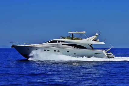 Ferretti 68 for charter in Greece from P.O.A.