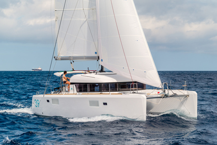 Lagoon 39 for charter in Madagascar from €3,640 / week