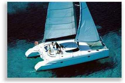 Fountaine Pajot Lavezzi 40 for charter in Madagascar from €2,880 / week