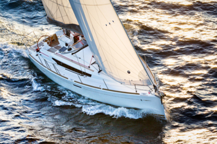 Jeanneau Sun Odyssey 379 for charter in Madagascar from €1,800 / week