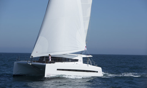 Image of Catana BALI 4.5 for charter in Thailand from €4,400 / week Phuket, Thailand