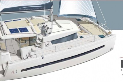 Bali Catamarans 4.1 Owner Version for charter in Antigua from €3,350 / week