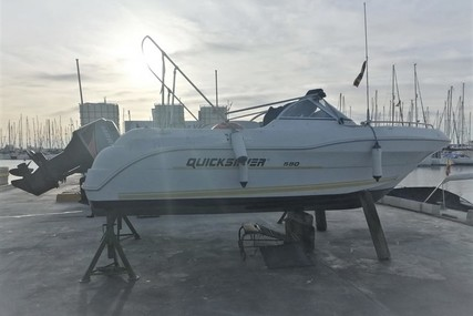 Quicksilver 590 for sale in Spain for €9,000 (£8,014)