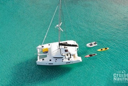 Lagoon 42 for charter in Grenada from P.O.A.