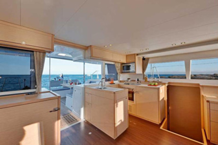 Lagoon 450 for charter in St Martin from €4,345 / week