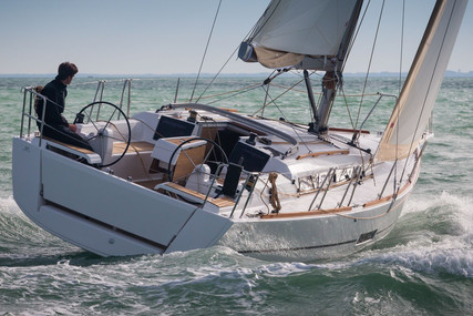Dufour Yachts 360 Liberty for charter in Brittany from €1,305 / week