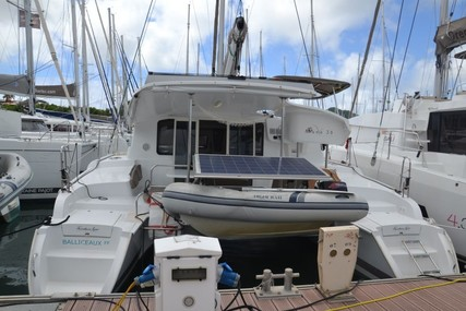 Fountaine Pajot Mahe 36 for charter in Guadeloupe from €1,875 / week