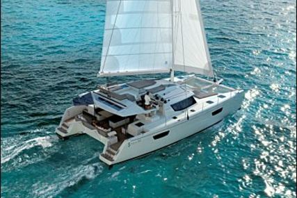 Fountaine Pajot Saba 50 for charter in St Martin from €6,540 / week