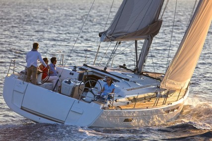 Jeanneau Sun Odyssey 519 for charter in Antigua from €3,530 / week