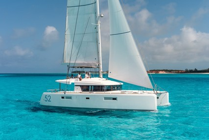 Lagoon 52 for charter in Antigua from €8,570 / week