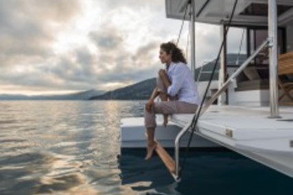 Bali Catamarans 4.0 for charter in St Vincent and the Grenadines from €2,960 / week