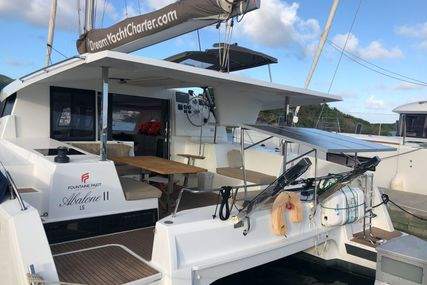 Fountaine Pajot for charter in Antigua from €2,975 / week