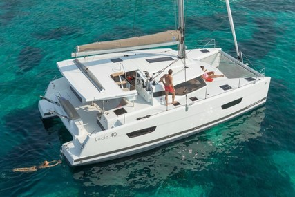 Fountaine Pajot Lucia 40 for charter in Guadeloupe from €2,795 / week
