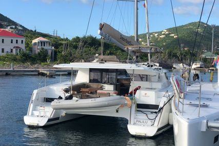 Fontaine Pajot Helia 44 for charter in British Virgin Islands from €4,020 / week