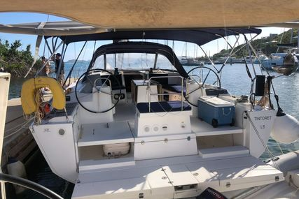 Dufour Yachts 500 Grand Large for charter in St Martin from €3,000 / week