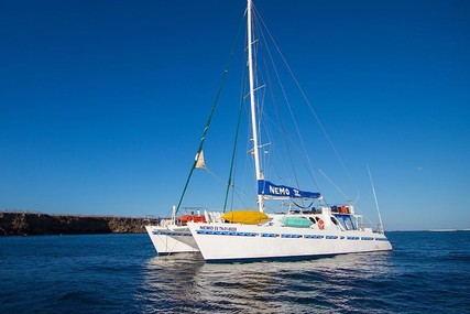 Custom 72 ft. Luxury Catamaran for charter in Galapagos from P.O.A.