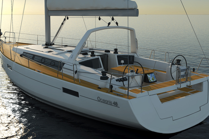Beneteau Oceanis 48 for charter in Guadeloupe from €3,220 / week