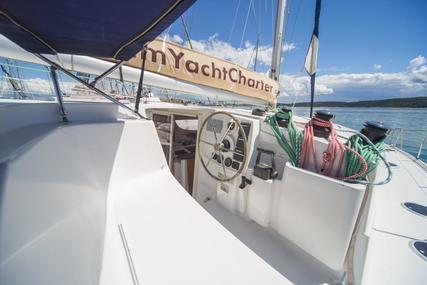 Fountaine Pajot Lipari 41 for charter in Brittany from €1,840 / week