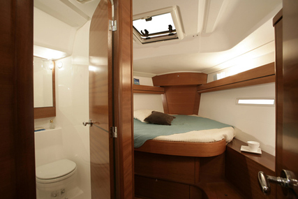 Dufour Yachts 405 Grand Large for charter in Brittany from €1,310 / week