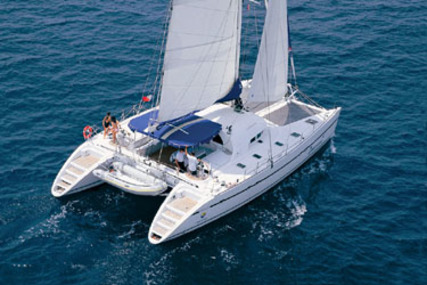 Lagoon 570 for charter in Indonesia from P.O.A.