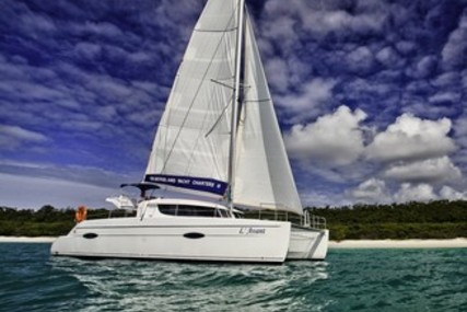 Fountaine Pajot Lipari 41 for charter in Australia from €4,396 / week