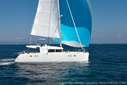 Lagoon 450 for charter in Malaysia - Langkawi from €3,590 / week