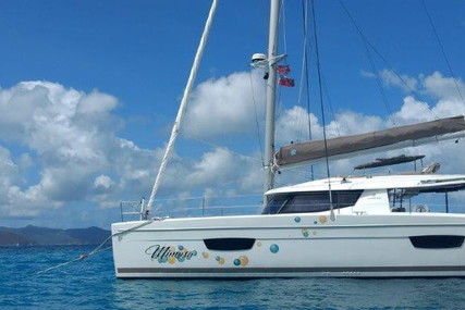 Fontaine Pajot Helia 44 Evolution for charter in British Virgin Islands from $8,000 / week