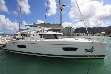 Fontaine Pajot Helia 44 Evolution for charter in British Virgin Islands from P.O.A.