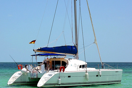 Lagoon 410 for charter in Cuba from €2,600 / week
