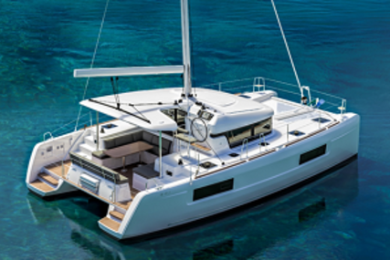 Lagoon 40 for charter in British Virgin Islands from €5,625 / week