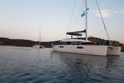 Lagoon 560 for charter in Greece from €15,500 / week