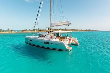 Lagoon 42 for charter in Spain (Balearic Islands) from €2,990 / week