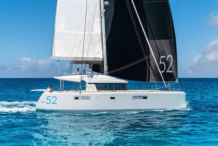 Lagoon 52 for charter in Greece from €14,500 / week