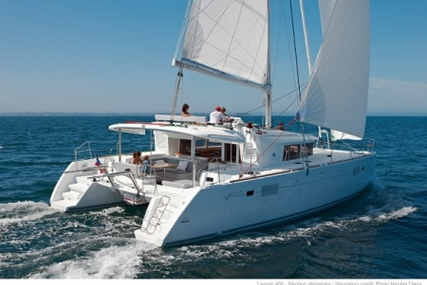 Lagoon 450 for charter in Spain (Balearic Islands) from €3,610 / week