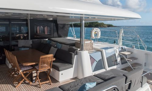 Image of Lagoon 620 for charter in Croatia from €24,000 / week Split, Croatia