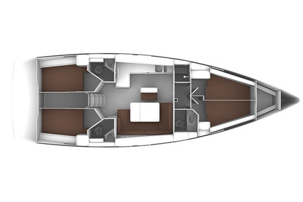 Bavaria Yachts Cruiser 46 for charter in Italy (Tuscany) from €2,400 / week