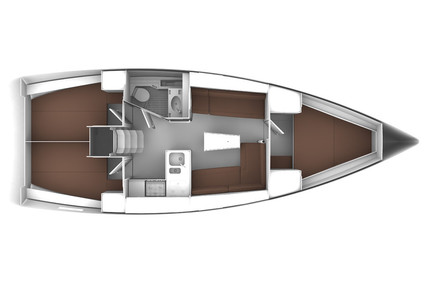 Bavaria Yachts 37 Cruiser for charter in Italy (Sicily) from €1,840 / week