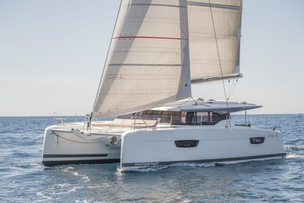 Fountaine Pajot Astrea 42 for charter in British Virgin Islands from €6,200 / week