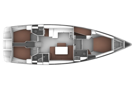 Bavaria Yachts Cruiser 51 for charter in Italy (Sardinia) from €3,450 / week