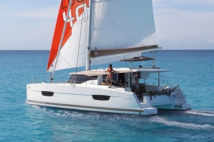 Fountaine Pajot Lucia 40 for charter in British Virgin Islands from €5,220 / week