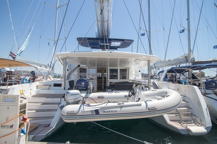Lagoon 52 F for charter in British Virgin Islands from €11,550 / week
