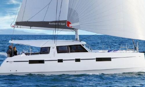 Image of Nautitech 46 Fly for charter in Italy (Sicily) from €4,250 / week Capo d'Orlando, Italy (Sicily)