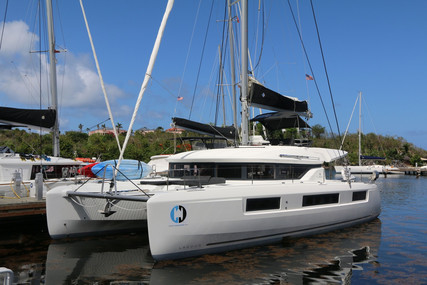 Lagoon 50 for charter in British Virgin Islands from $11,750 / week