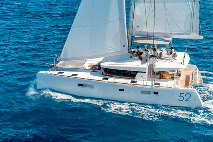 Lagoon 52 for charter in British Virgin Islands from $13,571 / week