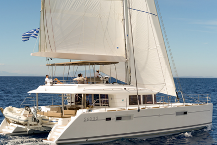 Lagoon 560 for charter in British Virgin Islands from €23,400 / week