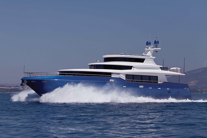 Johnson 87 for charter in Croatia from €40,000 / week